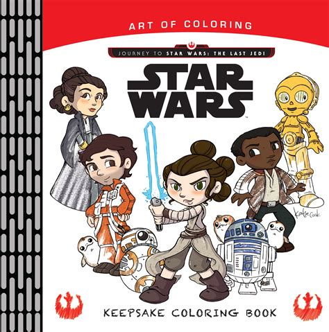 the of wars the last jedi books of coloring journey to wars the last jedi