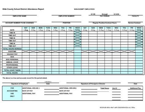 Employee Attendance Spreadsheet Template Onlyagame Spreadsheet Attendance Template