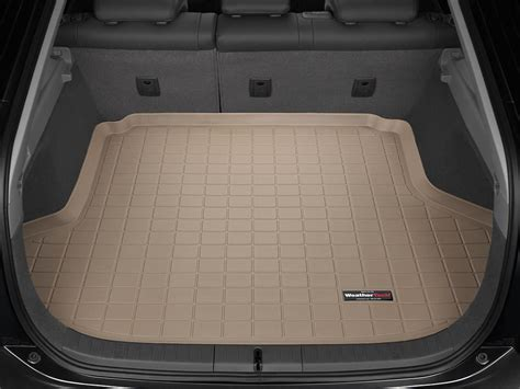 Weathertech Trunk Mat by Weathertech Cargo Liner In Toyota Prius