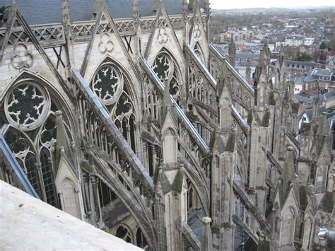 flying buttress gothic architecture cathedrals the apse cathedral