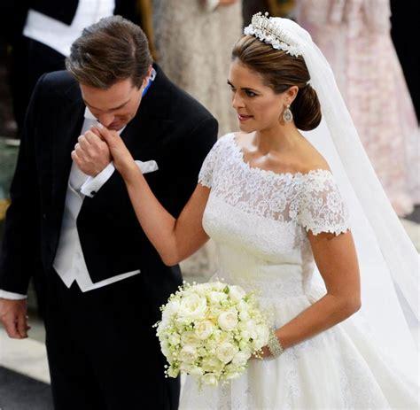 Hochzeit Schweden by Prinzessin Madeleine Schweden Feiert M 228 223 Ig Begeistert