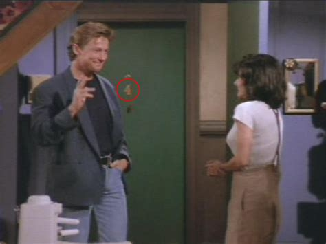 friends apartment number a knock at the door monica gets it it s paul the pilot