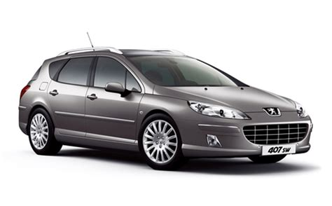 peugeot 407 wagon peugeot 407 station wagon sw3 0 rhd at 3 0 2009