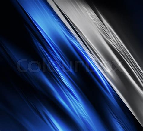 blue and silver silk elegant background for your
