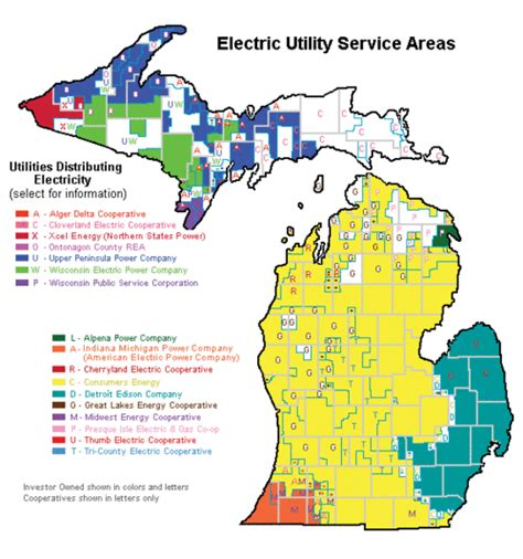 service michigan energy power outages info4disasters