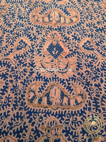 Kain Batik Wahyu Tumurun Dan Embos 2 jual kain batik tulis warna alam tembaga wahyu tumurun thebatik co id