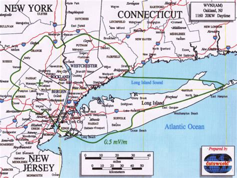 map of new jersey and new york map of connecticut new york and new jersey images