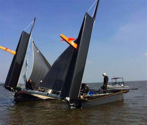 sailboats vs catamarans racing trimarans vs catamarans all around performance