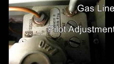 pilot light out on goodman furnace how to light a gas westinghouse furnace pilot light the