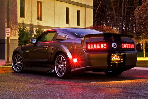 cervini shelby tail lights 05 09 mustang tail light conversion kit mustang body