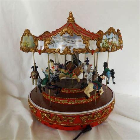 zebra decke mr decker carousel plays 50 songs horses