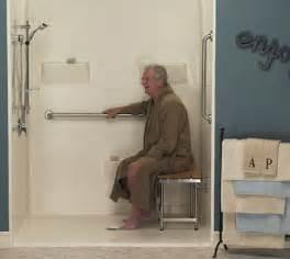 Handicap Bathrooms Handicap Shower Ada Showers Roll In