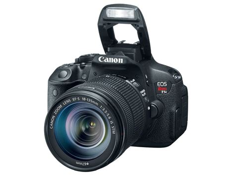 canon announces eos 700d rebel t5i 18mp and 18 55mm stm