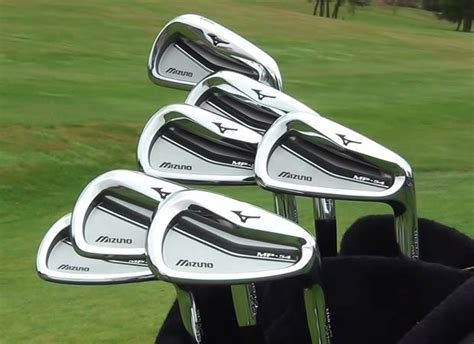 the best mp mizuno mp 54 irons review golfalot