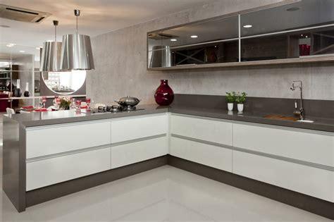 Silestone Cemento Kitchen Contemporary Kitchen seattle by Cosentino Center Seattle