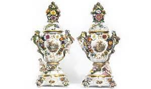 Where To Buy Flower Vases Antique Meissen Porcelain Vases Buyers Florida