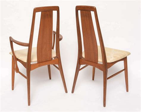 mcm dining chairs koefoeds danish teak mcm dining table with eight chairs at