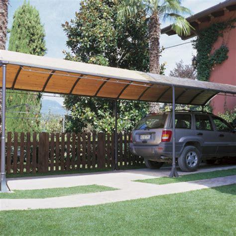 tettoia in ferro zincato tettoia auto modello gaia in ferro zincato e verniciato a