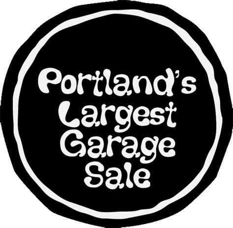 Garage Sale Finder Portland Oregon Portland S Largest Garage Sale 5 November 2011 Dave