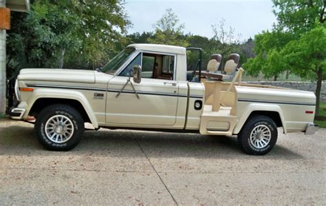 hunting jeep for sale 1984 jeep j10 pickup hunting seats for sale wagonmaster