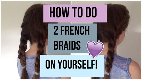 how to i french plait my own side hair how to do a how to i french plait my own side hair french braided