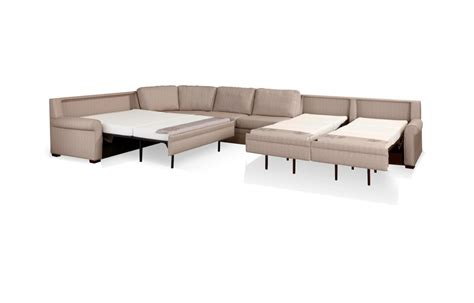double sleeper couch double sleeper sofa for double functions homesfeed