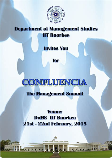 Iit Roorkee Mba Cut 2015 by Data Science Conclave 2015 Chennai India 20th 21st Feb