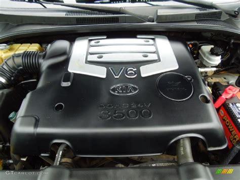 3 5 Kia Sorento Engine 2005 Kia Sorento Lx 3 5 Liter Dohc 24 Valve V6 Engine