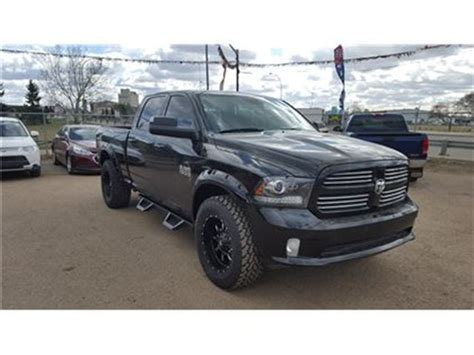 2014 lifted dodge ram 1500 2014 dodge ram 1500 sport lifted custom truck edmonton