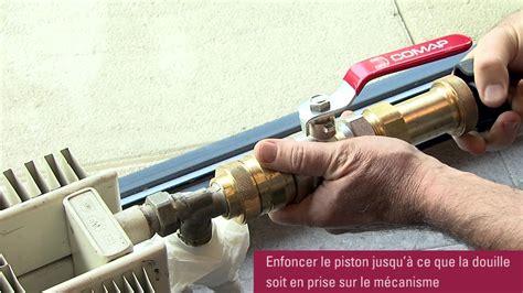 changement de robinet changer robinet radiateur with changer robinet radiateur