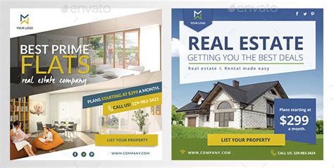 18 Real Estate Banner Free Premium Psd Png Eps Vector Downloads Real Estate Banners Template