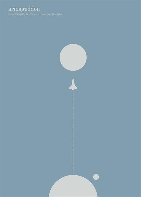 minimalist graphic design minimal graphic movie poster design by iamhingo