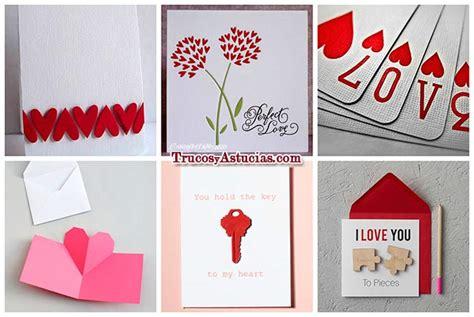 decoraciones de uñas faciles para hacer 14 tarjetas de san valent 237 n hechas con manualidades