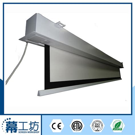 ceiling mounted electric projector screen wholesale new age products tv screens ceiling mounted led