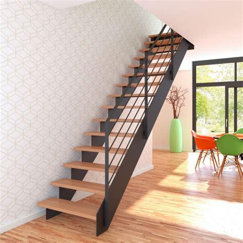 treppengeländer für draußen idee stahl treppe