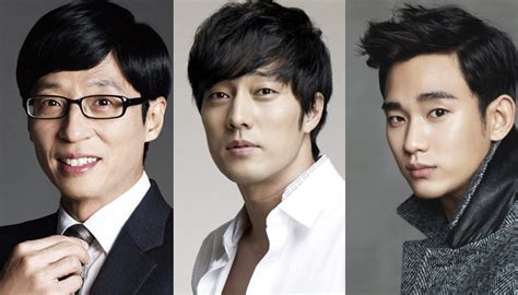 so ji sub kim ji won korean women vote on which stars would make the best