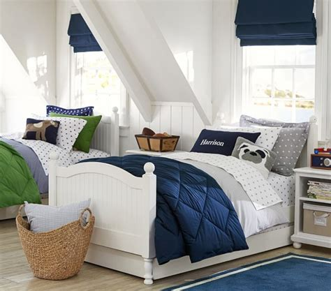 pottery barn kids bedrooms catalina bed pottery barn kids
