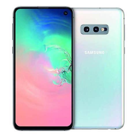 1 Samsung Galaxy S10e by Samsung Galaxy S10e G970f 128gb Dual Sim Prism White