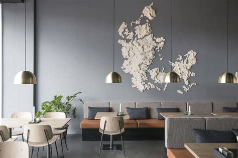 taking inspiration from restaurant designs for your home johannes torpe studios designs a healthy fast food