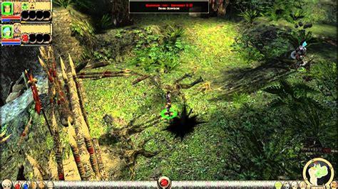 dungeon siege 1 gameplay dungeon siege 2 gameplay hd widescreen part 1