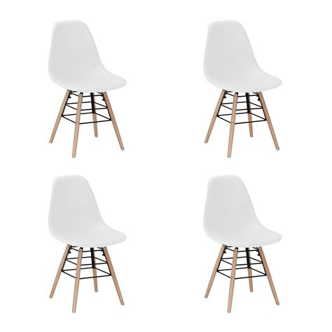 Bright Coloured Dining Chairs River Bright Coloured Dining Chairs White Set Of 4 Unique Furnishing