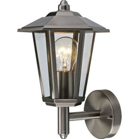 Outdoor Lights Homebase Outdoor Stainless Steel Lighting Homebase Co Uk