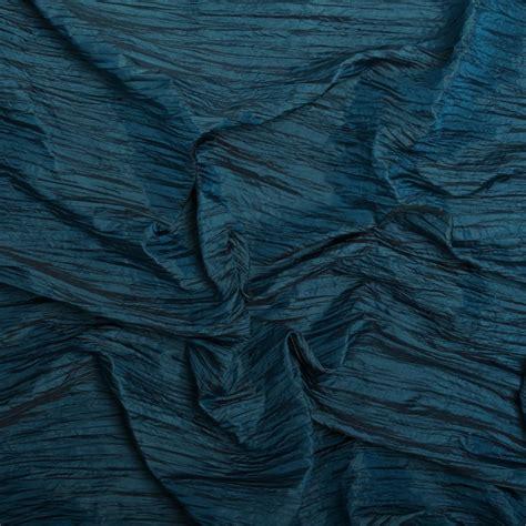 drapery liner fabric pleated taffeta lightweight creased curtain dress lining