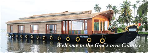 Boat House Kerala Package 28 Images Kumarakom Houseboat Houseboat In Kerala