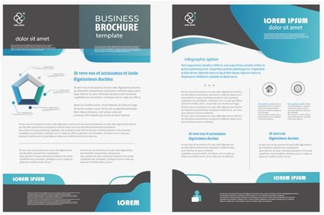 One Page Flyer Template Free