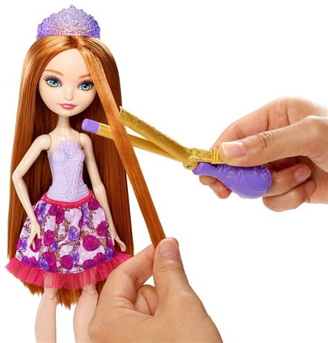 After High O Hair Style Doll How To Do Hair by After High O Hair Style Doll Toys