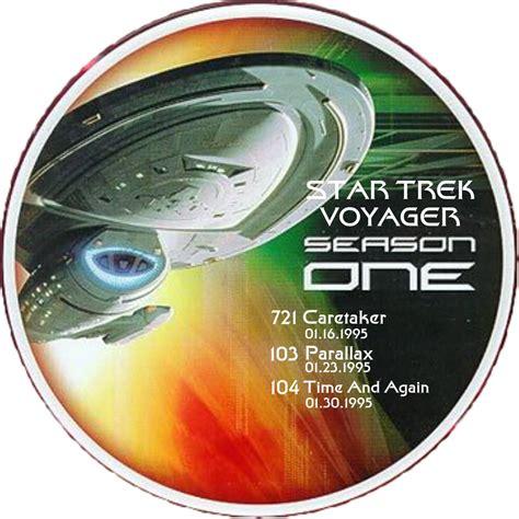 covers box sk star trek voyager season 1 disk 1 high