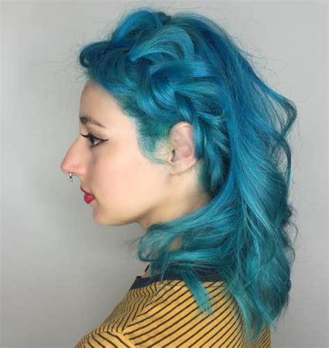light blue hair dye 20 icy light blue hair ideas
