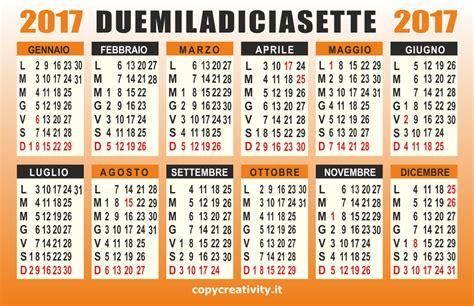 Calendario Dicembre 2017 Calendario 2017 Vettoriale