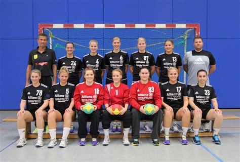 handball tabelle 1 damenmannschaft 2014 2015 oberliga rheinland pfalz saar
